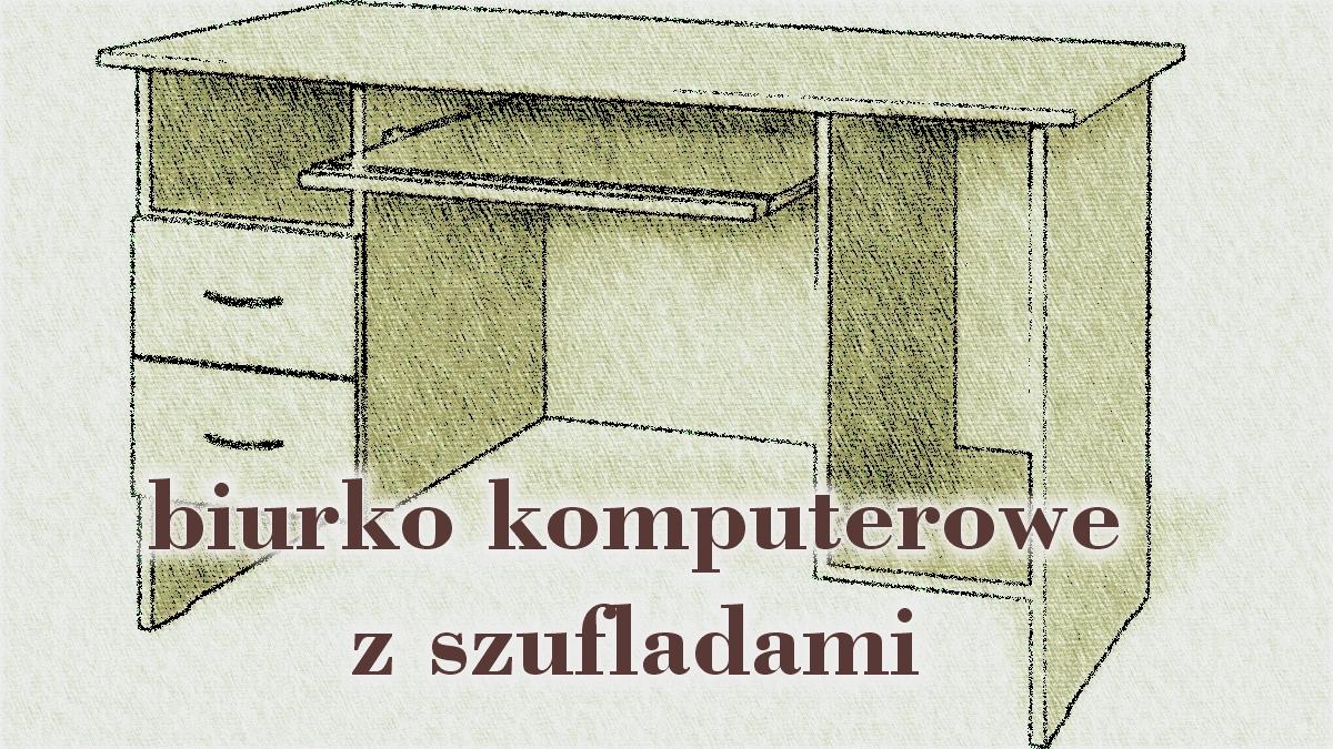 Stoliki Pod Komputer Biurka Komputerowe Pracownia